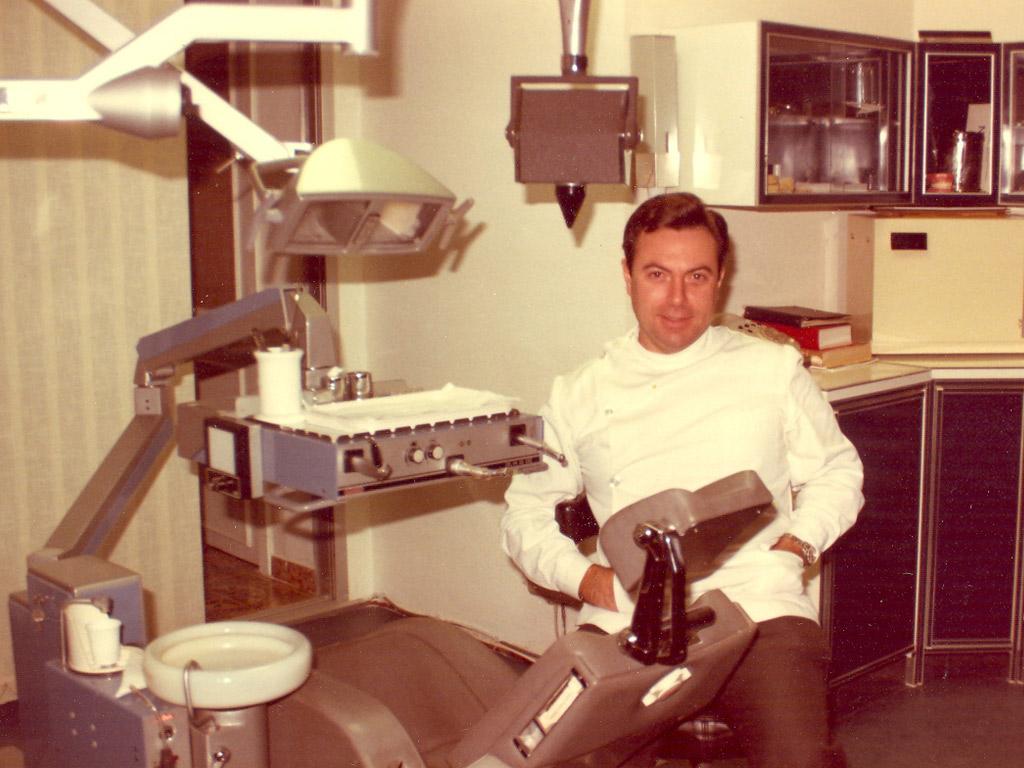Imagen de archivo correspondiente a uno de los gabinetes de la antigua clínica.